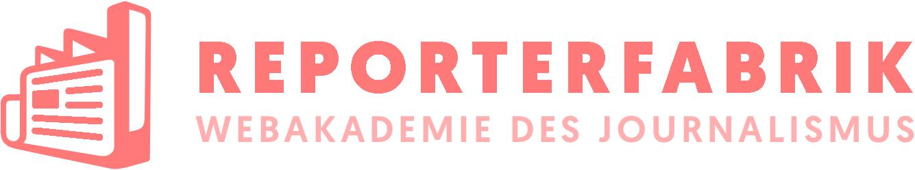 Reporterfabrik-logo